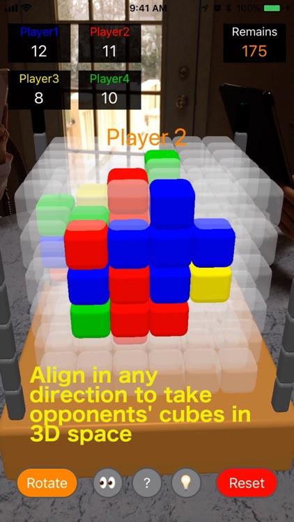 The Cube AR screenshot-4
