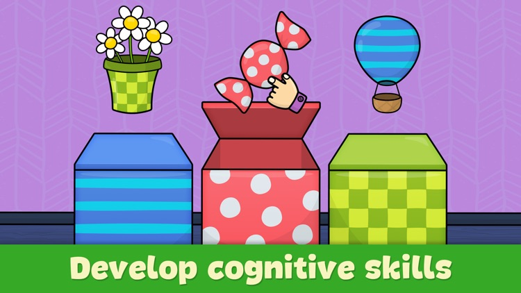 Learning games for toddlers 2+ screenshot-3