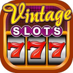 Vintage Slots - Old Las Vegas!