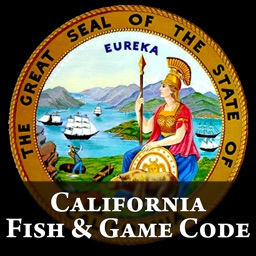 CA Fish & Game Code 2018