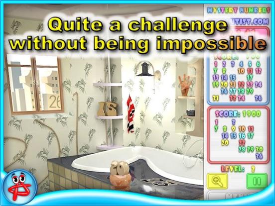 Mystery Numbers: Hidden Object Game screenshot 3