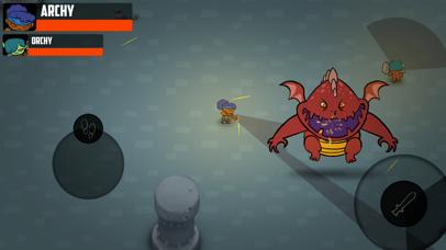 Final Boss: Dandrean Dragon screenshot three