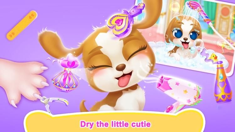 Princess Libby's Puppy Salon screenshot-3