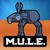 Comma 8 Studios - MULE Returns artwork