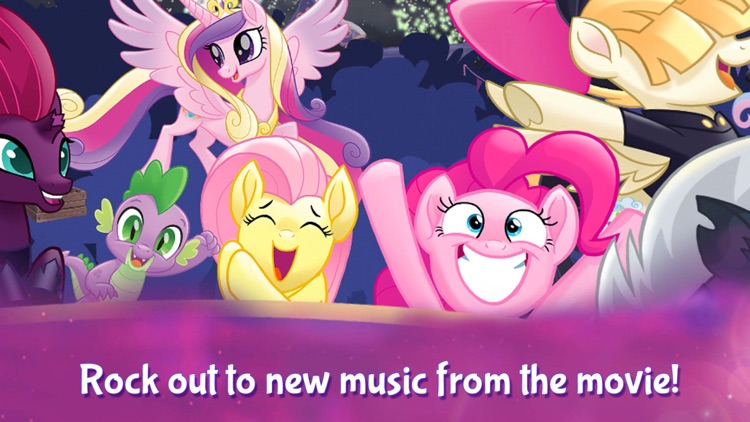 My Little Pony: The Movie screenshot-4