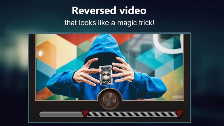 Reverse Movie FX - magic video screenshot-0