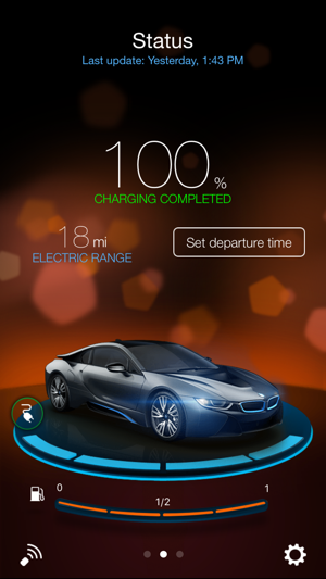 Bmw I Remote On The App Store