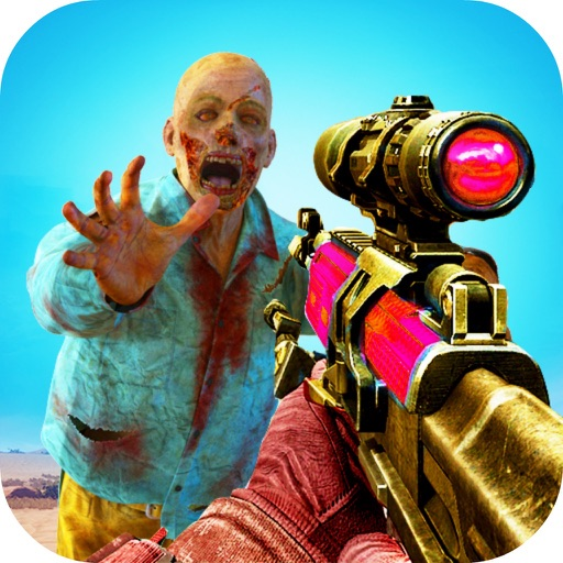 3D Angry Zombies Attack