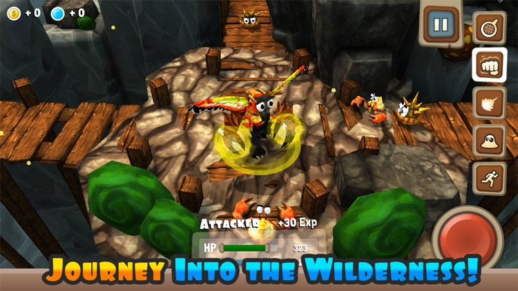 Monster Adventures screenshot-1