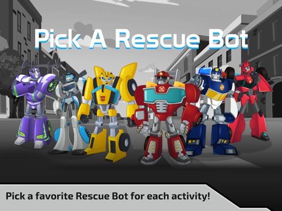 Transformers Rescue Bots screenshot 7