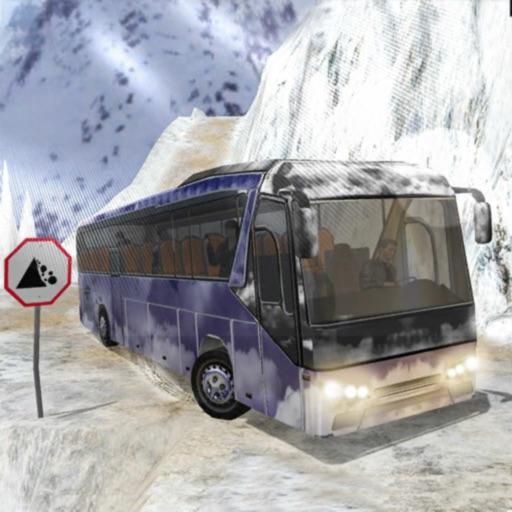Водитель автобуса Offroad снег 2017: Туристический