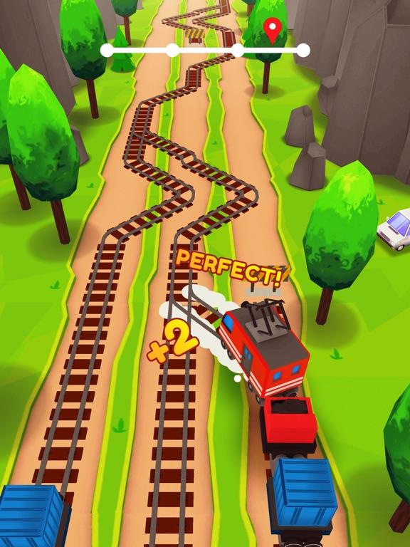 Rush Track Express screenshot 10