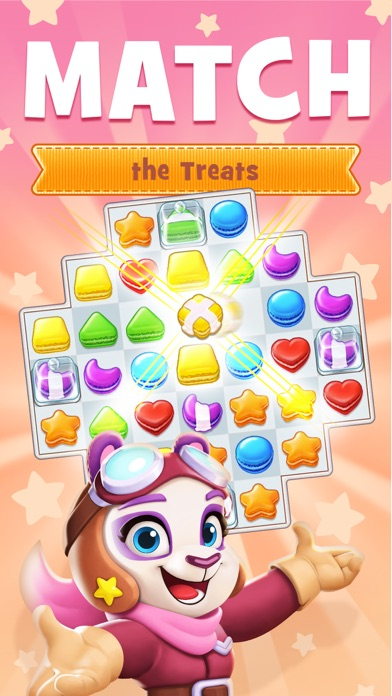 Cookie Jam Matching Game app image