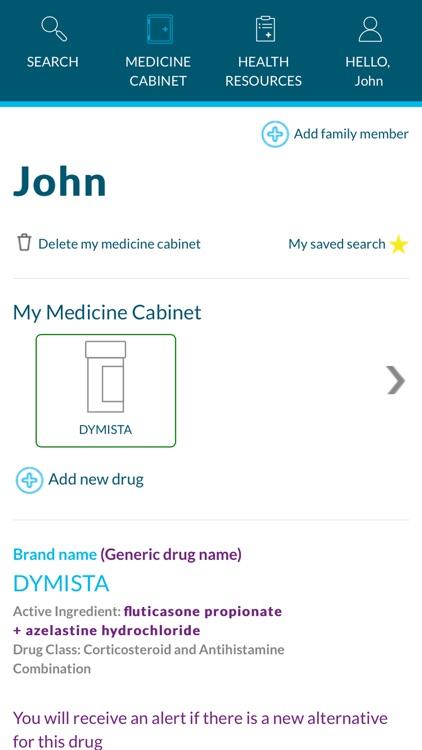 DrugFinder smart drug choices screenshot-3
