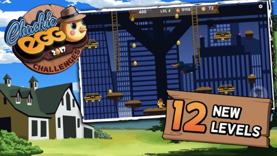 Chuckie Egg 2017 Challenges Screenshot 1