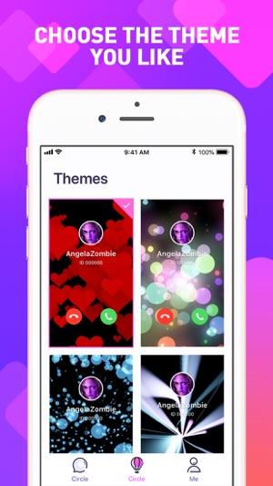 Circle Call - Color, Private Screenshot