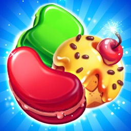 Cookie Crush! Match 3 Game