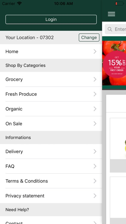 Urban Basket Grocery Shopping screenshot-3
