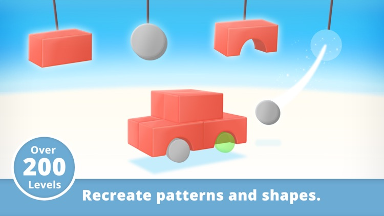 Puzzle Shapes: Toddler's App