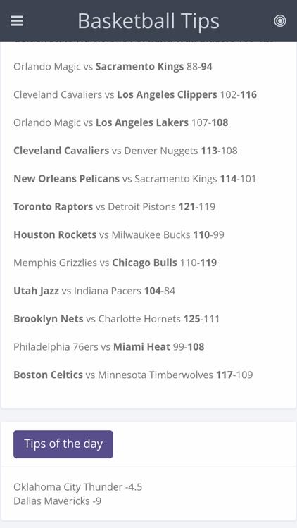 Basketball Tips screenshot-3