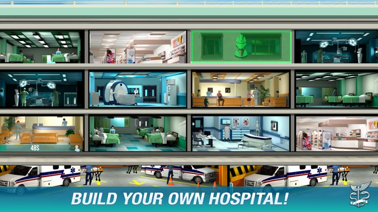 Operate Now: Hospital screenshot-1