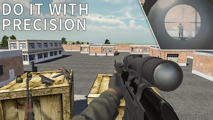 Counter Combat: Hostage Rescue screenshot-4