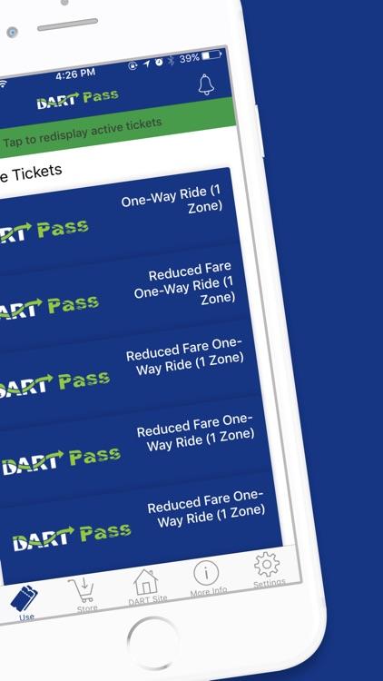 DART Pass