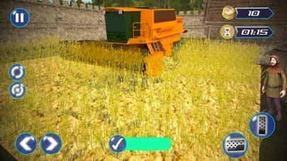 農業シミュレーターゲーム2018のスクリーンショット3