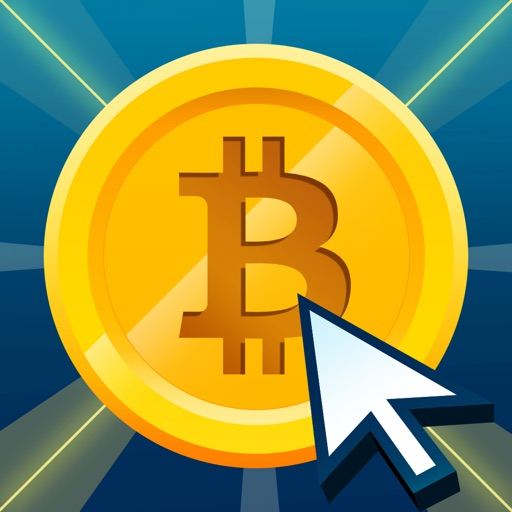 Cryptocurrency Clicker iOS App