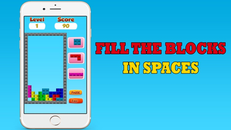 Mobo Tetris - Block Puzzle screenshot-2
