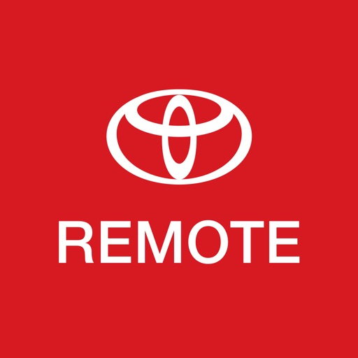 Toyota Entune Remote Connect
