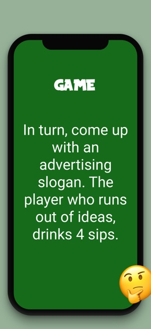 Picolo drinking game on the App Store
