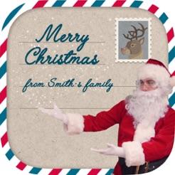 Virtuelle Weihnachtskarten Animiert.Cmatic Animierte Weihnachten Im App Store