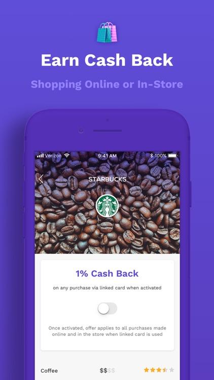 SPENT Money: Cash Back App screenshot-3