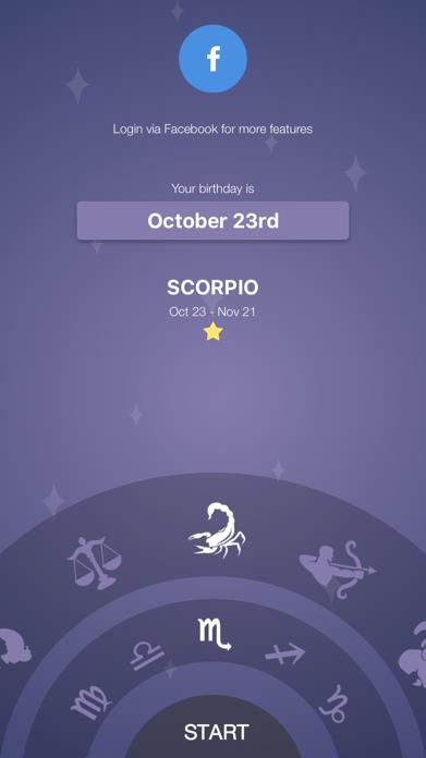 Horoscopes Daily Plus Screenshot