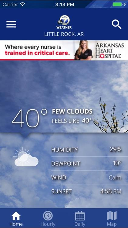 KATV Channel 7 Weather