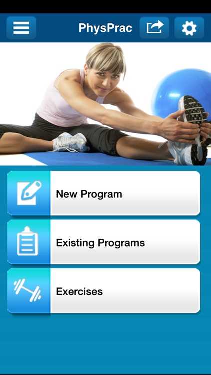 PhysPrac: Exercise Prescription