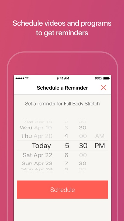 Grokker: Yoga, Fitness, Mind screenshot-3