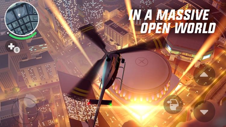 Gangstar New Orleans: Action Open World Game screenshot-4