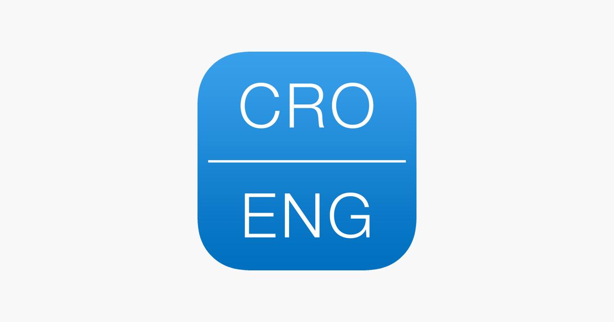 Englesko hrvatski rjecnik online dating