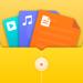 我的文件夹(文件分类管理、图文阅读,音视频播放)