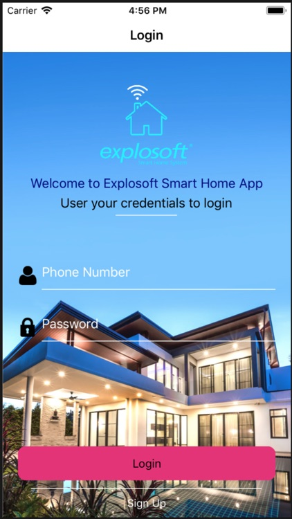 Smart Home imote screenshot-0