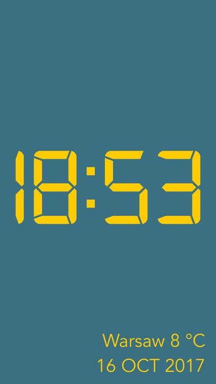 Simple Clock screenshot-3
