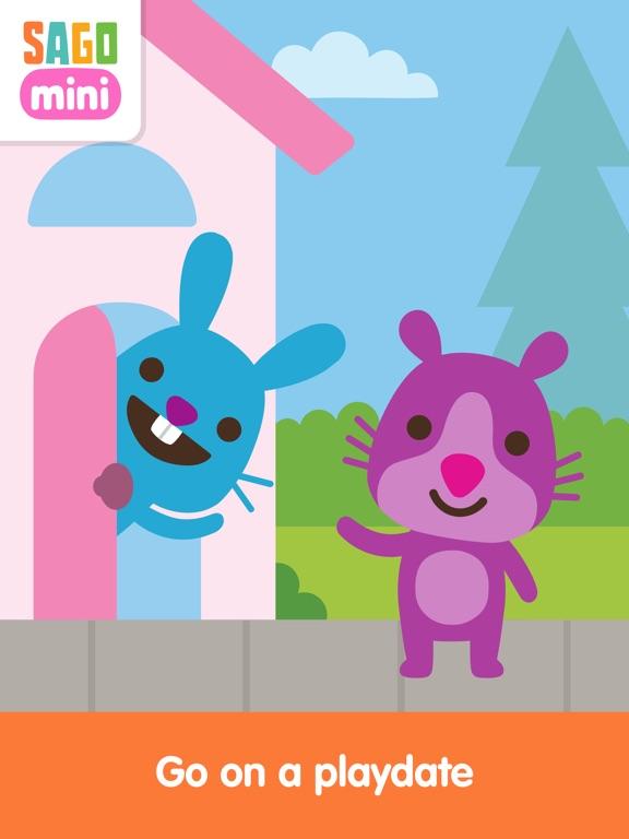 Sago Mini Friends screenshot 6