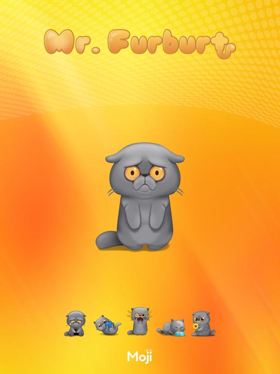 Mr. Furburt by Moji screenshot 5