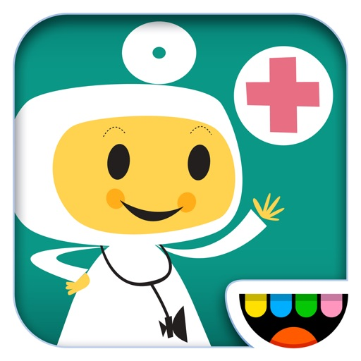 Toca Doctor icon