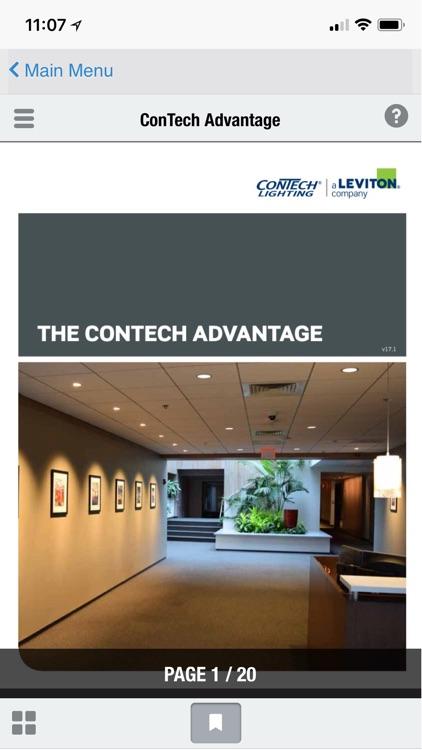 ConTech Lighting 2.1