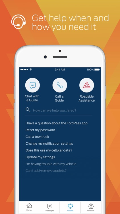 FordPass-Find Parking, Dealers, Ford Guides & More screenshot-3