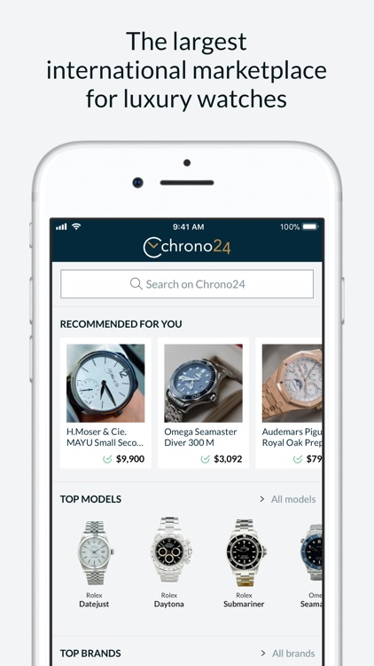 Chrono24 screenshot-0