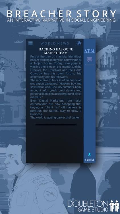 Breacher Story screenshot-4